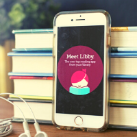 Use Libby for free Library eBooks and eAudiobooks