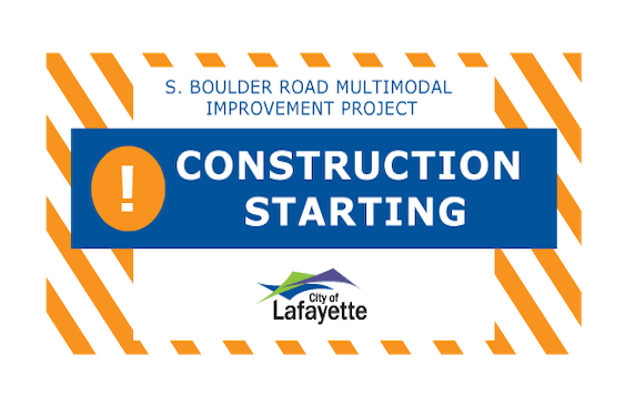 S. Boulder Road Multimodal Improvement Project