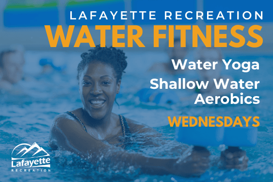 WATER FITNESS at LAFAYETTE REC
