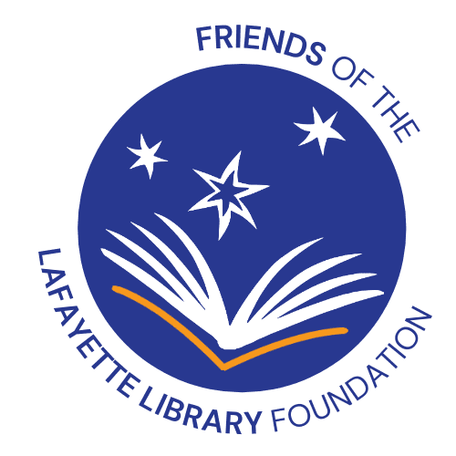 Friends of the Lafayette Library Colorado Foundation Logo